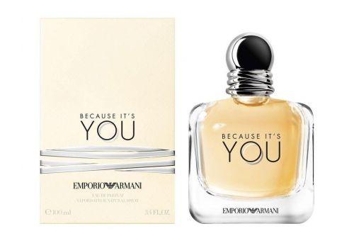 Giorgio Armani Emporio Armani Because It's You edp w