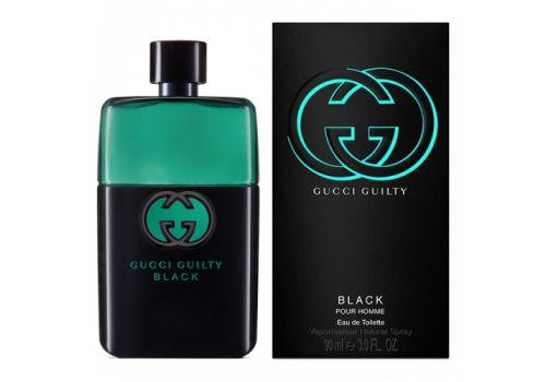Gucci Guilty Black Pour Homme edt m