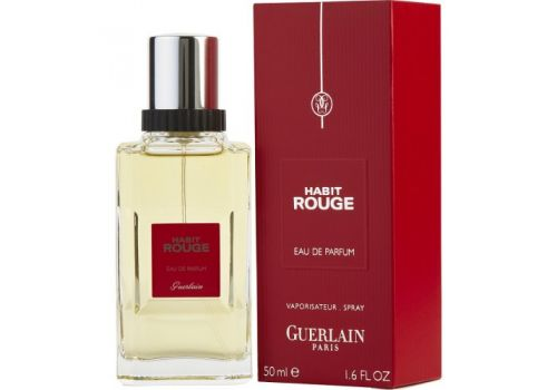 Guerlain Habit Rouge edp m