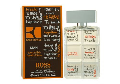 Hugo Boss Boss Orange Today To Help Together Men edt m