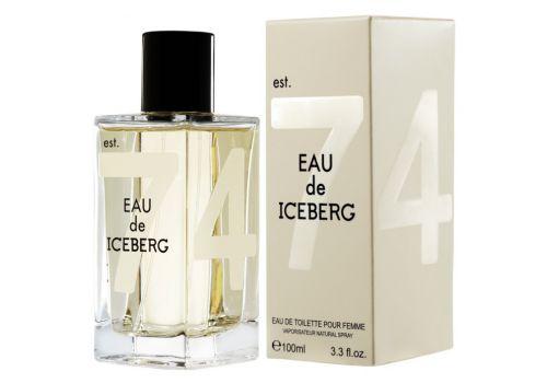 Iceberg Eau de Iceberg 74 Jasmine edt w