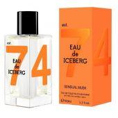 Iceberg Eau de Iceberg 74 Sensual Musk edt w