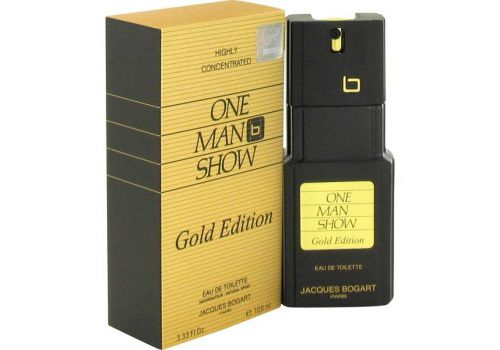 Jacques Bogart One Man Show Gold edt m