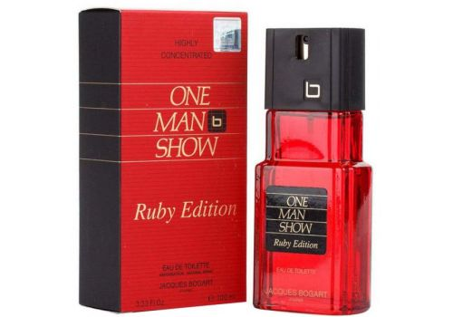 Jacques Bogart Jacques One Man Show Ruby Edition edt m