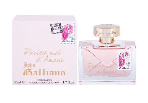 John Galliano Parlez-Moi d'Amour Eau de Parfum edp w