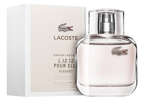 Lacoste Eau de Lacoste L.12.12 Pour Elle Elegant edt w