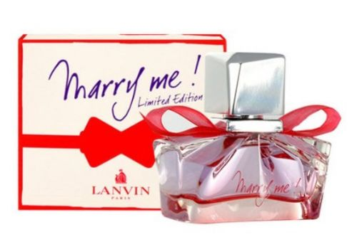 Lanvin Marry Me Limited Edition edp w