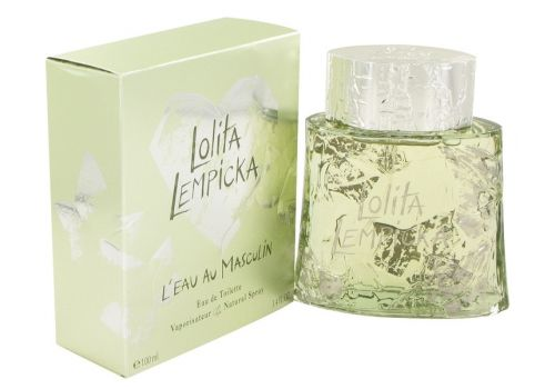 Lolita Lempicka L'eau Au Masculin edt m