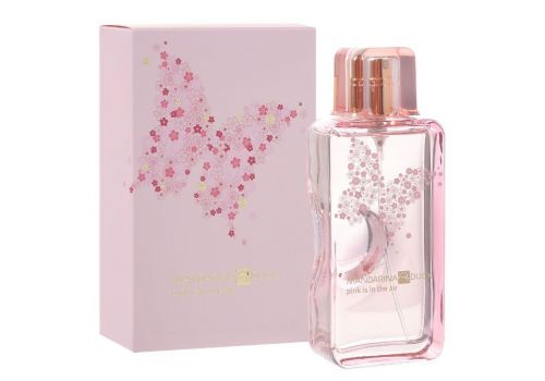 Mandarina Duck Pink is in the Air edt w