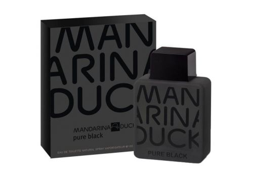 Mandarina Duck Pure Black edt m