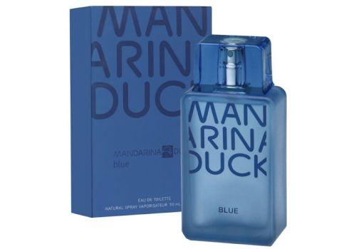 Mandarina Duck Blue edt m