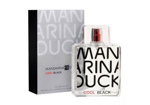 Mandarina Duck Cool Black edt m