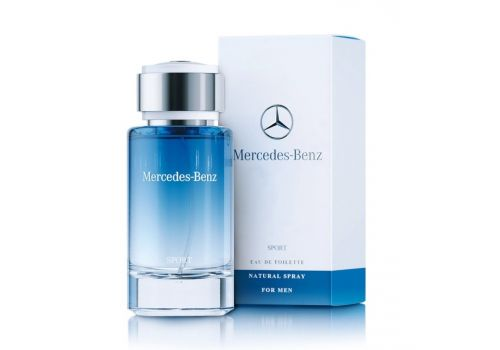 Mercedes-Benz for Men Sport edt m