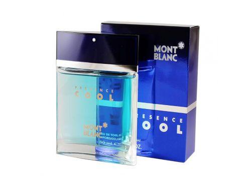 Mont Blanc Presence Cool edt m