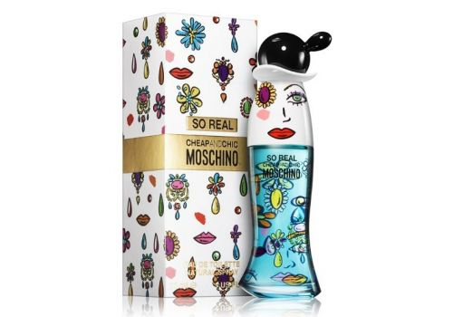 Moschino Cheap & Chic So Real edt w