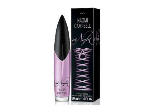 Naomi Campbell At Night edt w