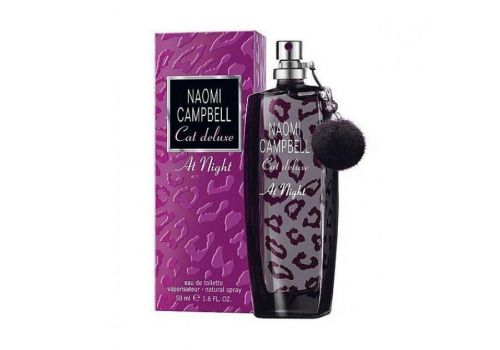 Naomi Campbell Cat Deluxe At Night edt w