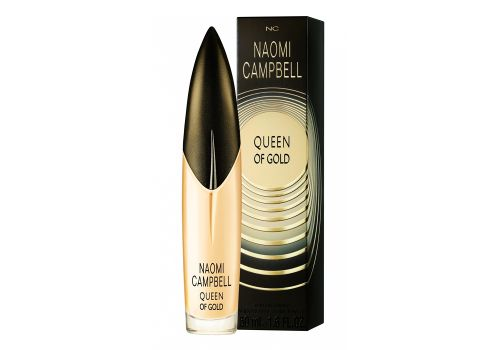 Naomi Campbell Queen Of Gold edp w