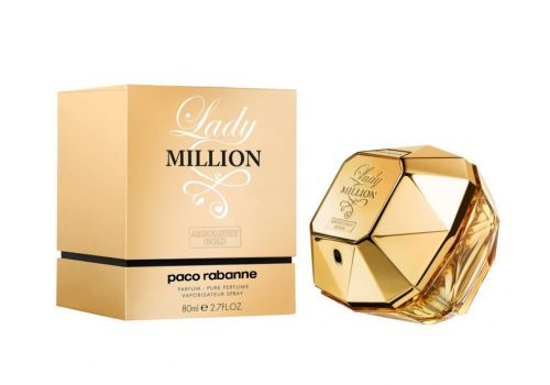 Paco Rabanne Lady Million Absolutely Gold edp w
