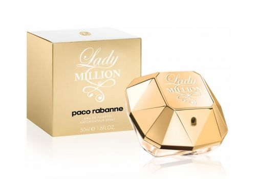 Paco Rabanne Lady Million edt w