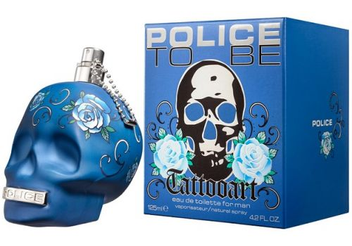 Police To Be Tattooart for Man edt m
