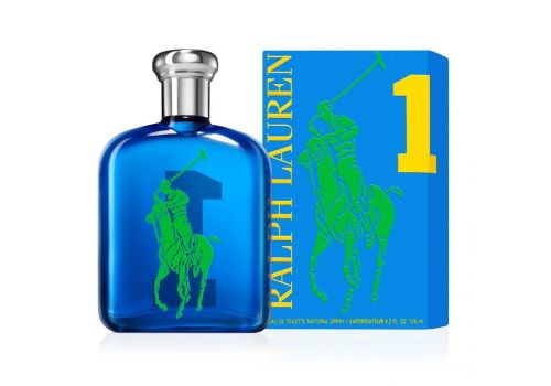 Ralph Lauren Big Pony №1 Blue edt m