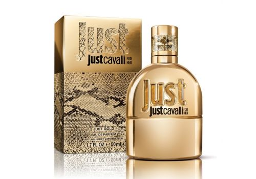 Roberto Cavalli Just Cavalli Gold for Her edp w