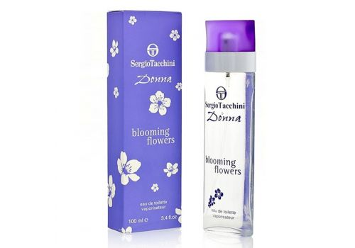 Sergio Tacchini Donna Blooming Flowers edt w