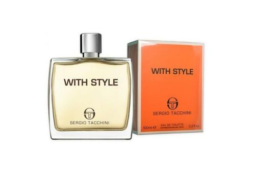 Sergio Tacchini With Style edt m