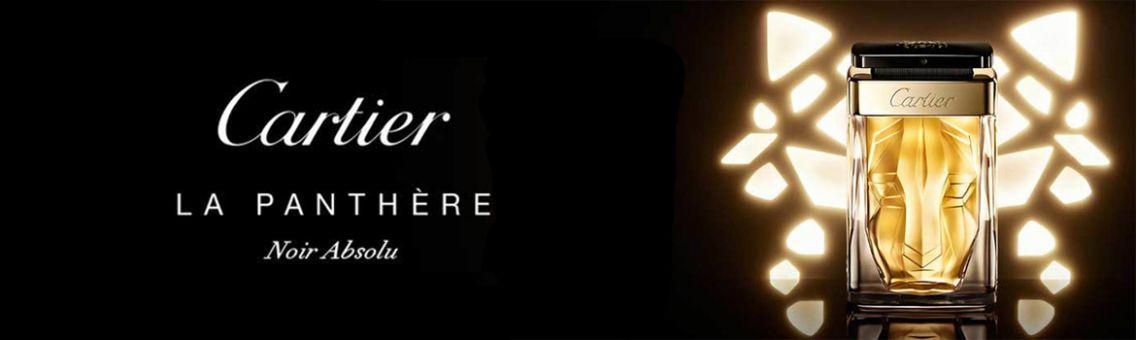 Cartier La Panthere Noir Absolu edp w